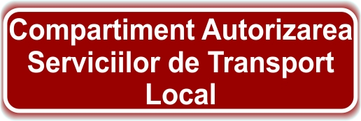 compartiment autorizarea serviciilor de transport local